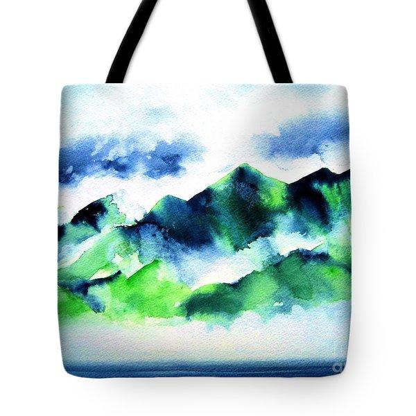 Komohana Tote Bag
