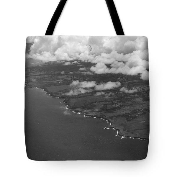 Kona And Clouds Tote Bag