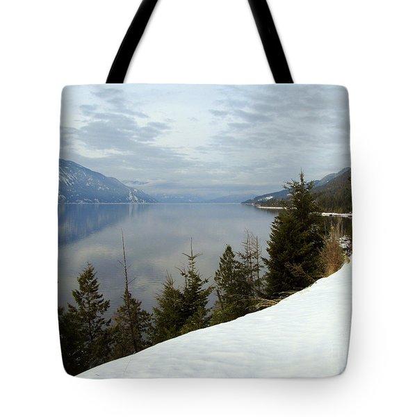 Kootenay Paradise Tote Bag