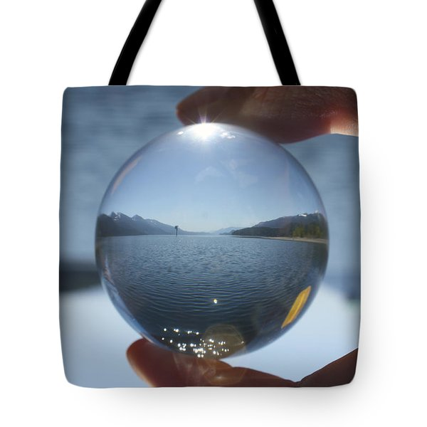 Kootenay Time Tote Bag by Cathie Douglas