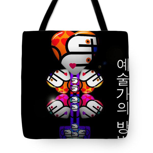 Korean Way Tote Bag