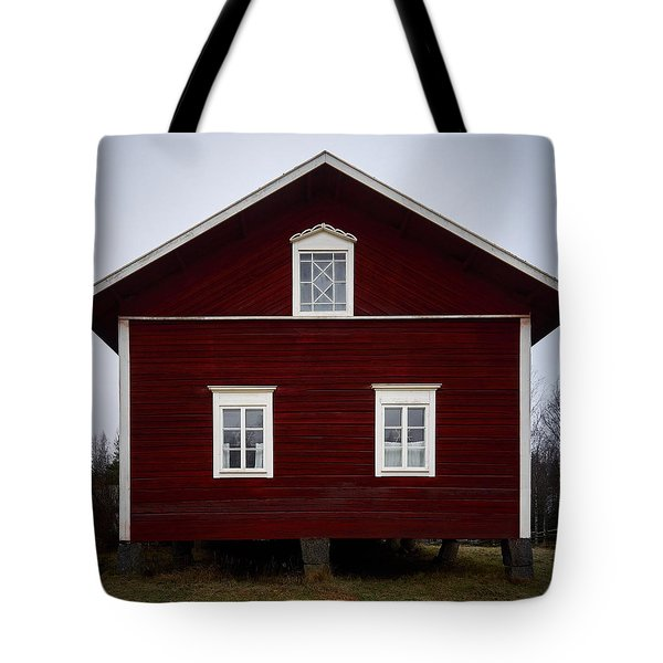 Kovero Main House Tote Bag by Jouko Lehto