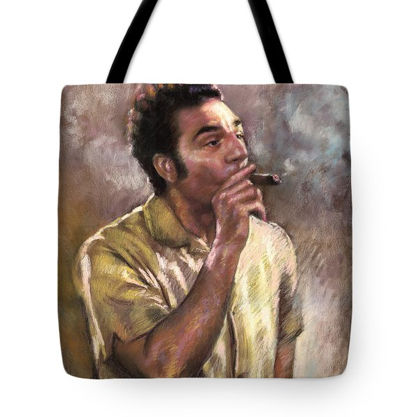 Kramer Tote Bag by Ylli Haruni