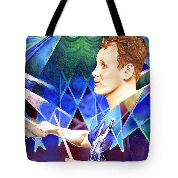Kris Myers Tote Bag by Joshua Morton