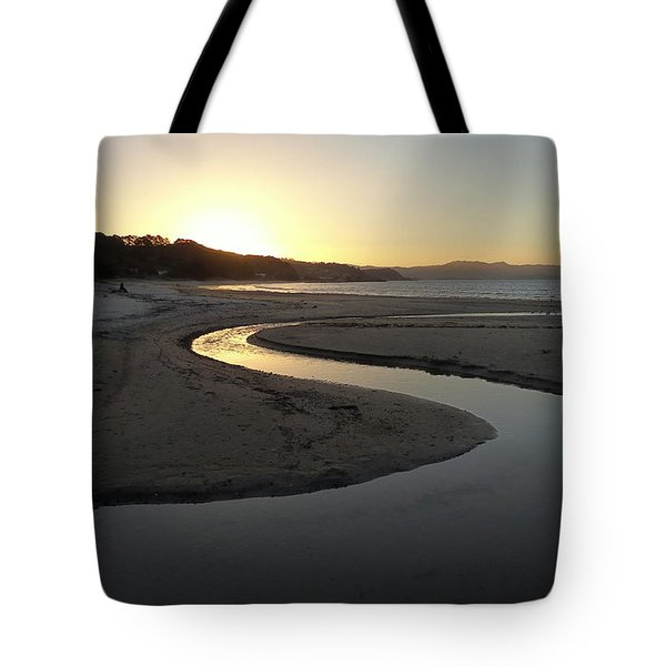 Kuaotunu Sunset Tote Bag