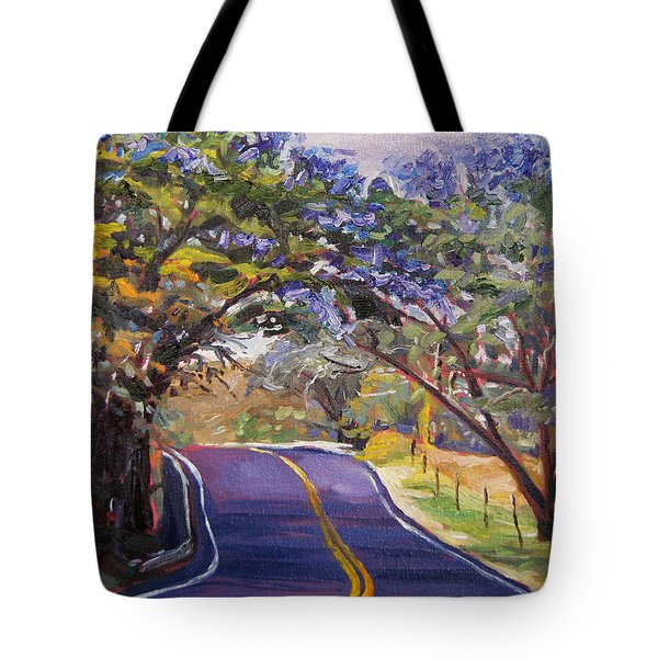 Kula Cruising Tote Bag by Jennifer Beaudet