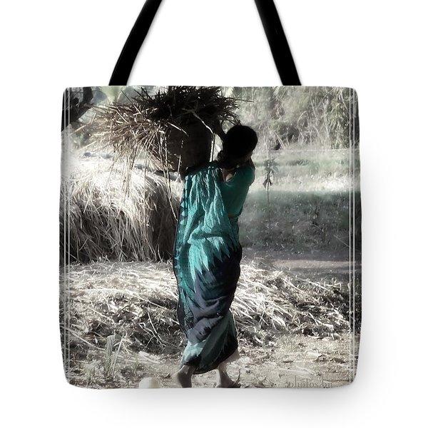 Kumari Tote Bag