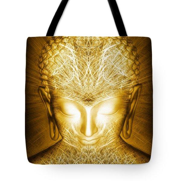 Kundalini Awakening Tote Bag by Jalai Lama