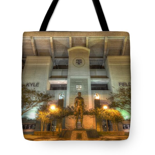 Kyle Field Tote Bag