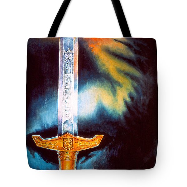 Kyle's Sword Tote Bag