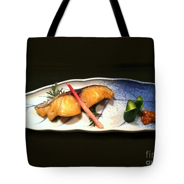 Tote Bag featuring the photograph Kyoto Style by Carol Sweetwood
