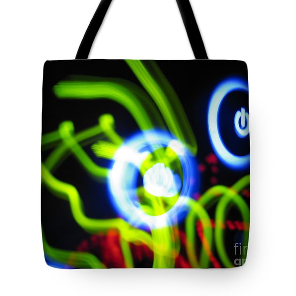 L E D Painting 0250 Tote Bag