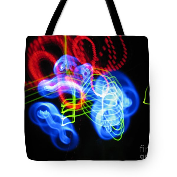 L E D Painting 0255 Tote Bag