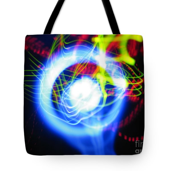 L E D Painting 0256 Tote Bag