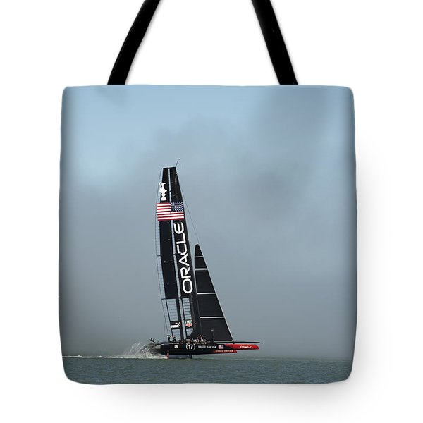 L I F T O F F -- U S A    Wins Tote Bag by David Bearden