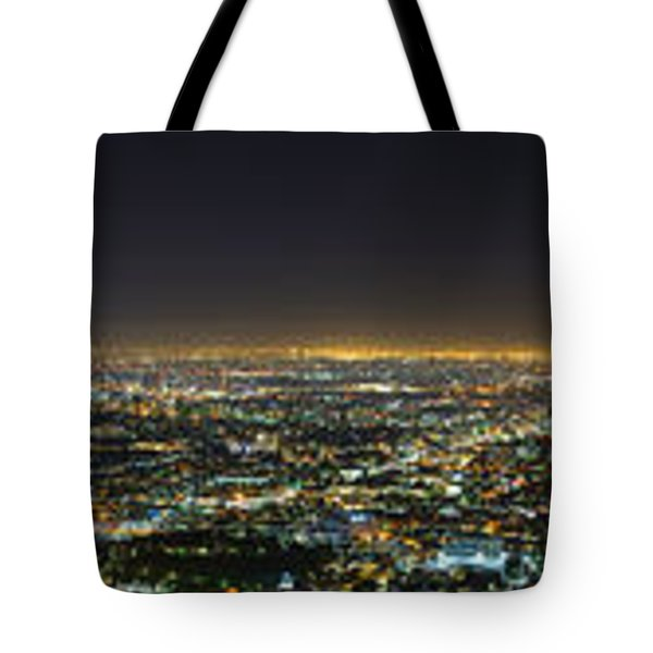 La At Night Tote Bag
