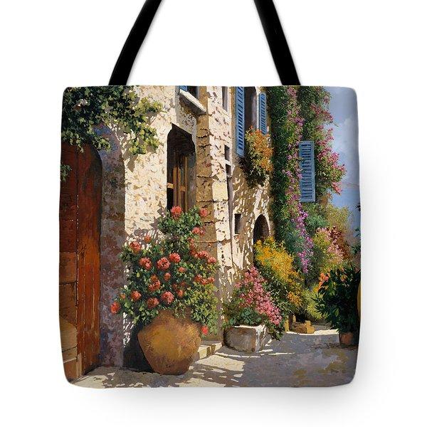 La Bella Strada Tote Bag