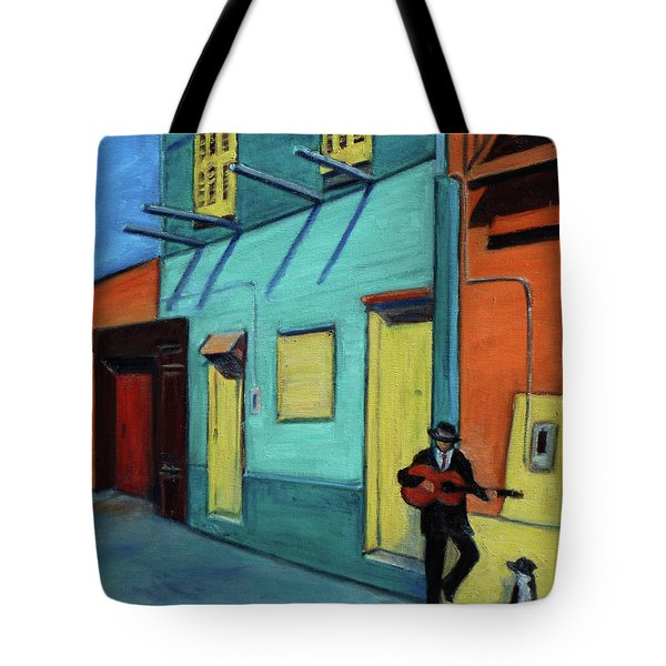 La Boca Morning II Tote Bag