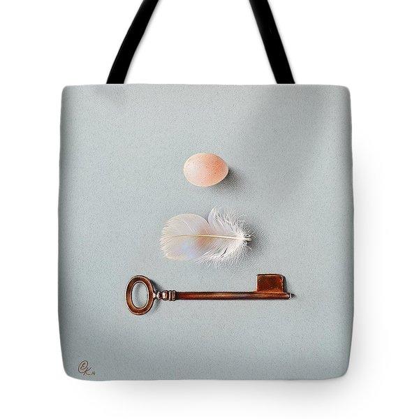 La Clef Des Champs Tote Bag