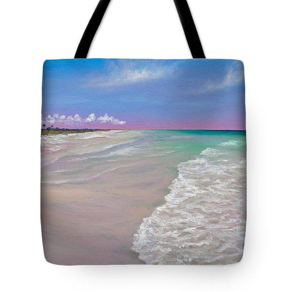 La Costa Tote Bag by Eve  Wheeler