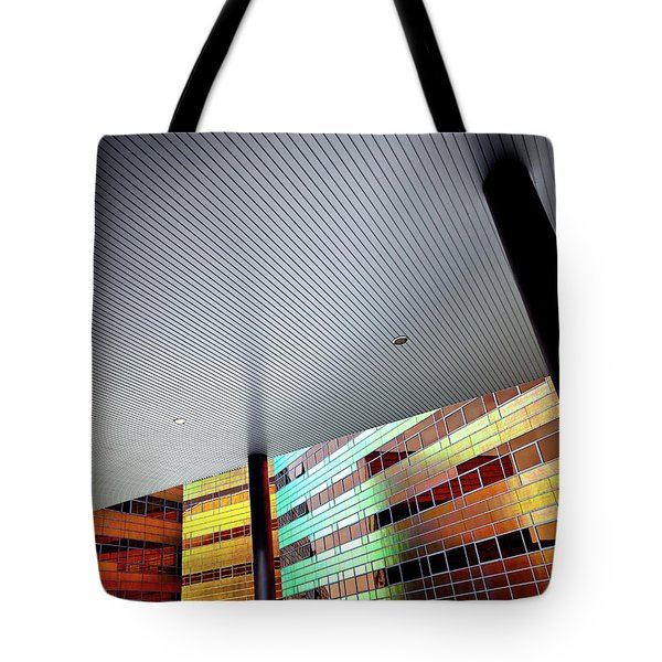 La Defense Tote Bag by Dave Bowman