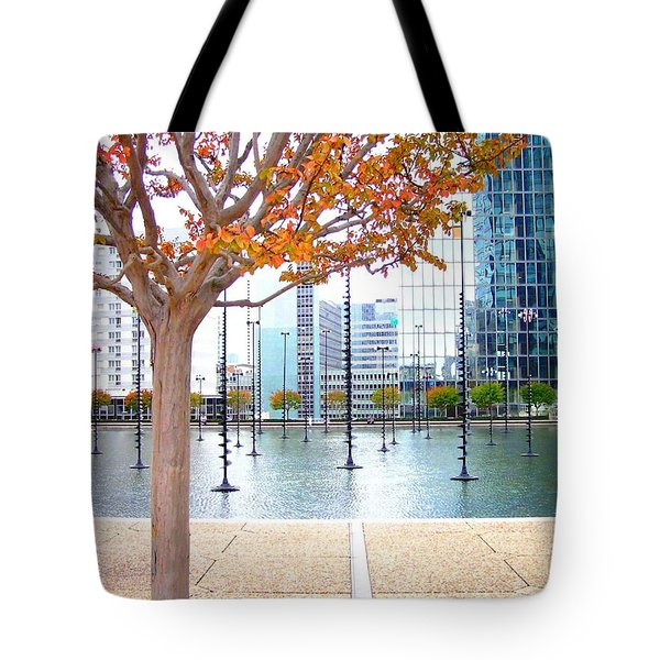 La Defense Tote Bag