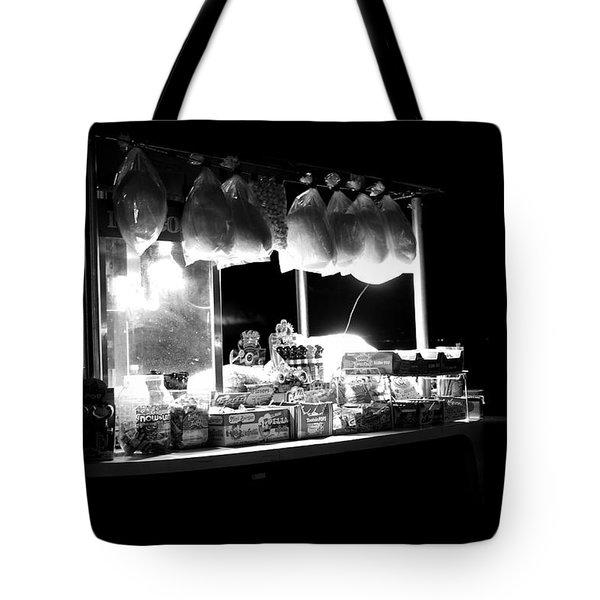 La Dolce Notte Tote Bag