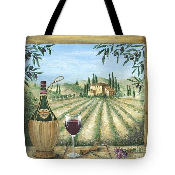La Dolce Vita Tote Bag by Marilyn Dunlap