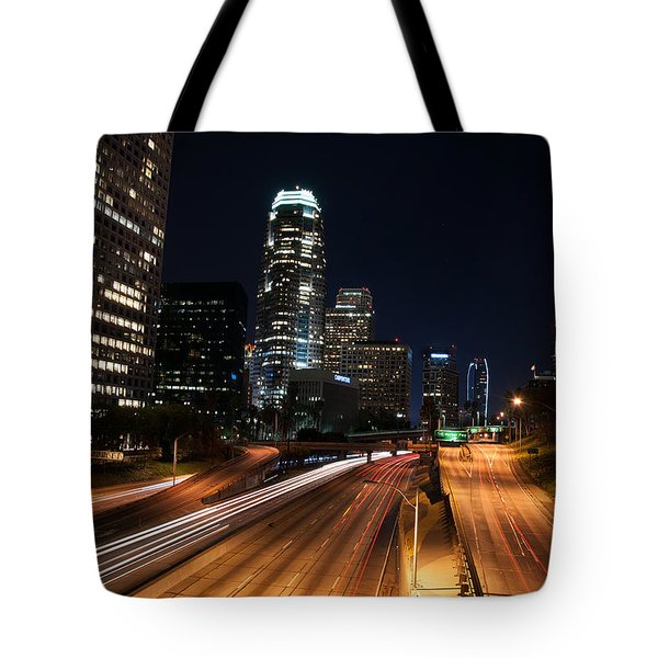 La Down Town Tote Bag