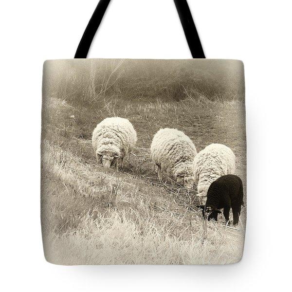 La Famiglia Tote Bag by Darlene Kwiatkowski