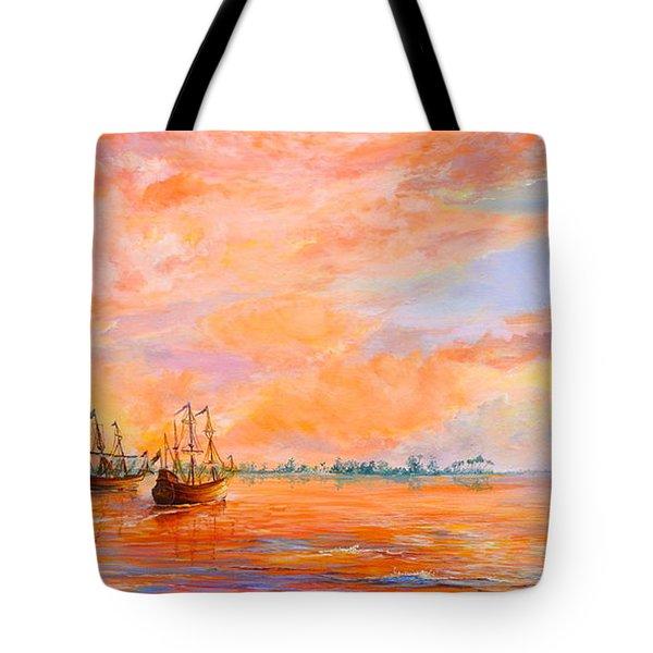 La Florida Tote Bag