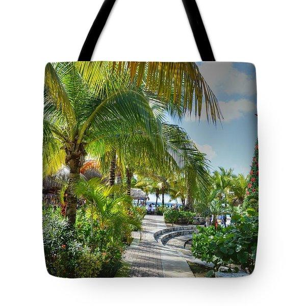 La Isla Bonita Tote Bag