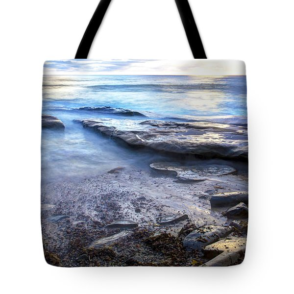 La Jolla Blue Water Tote Bag