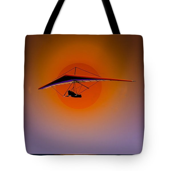 La Jolla Evening Tote Bag