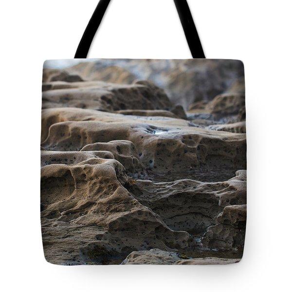 La Jolla Sandstone Tote Bag