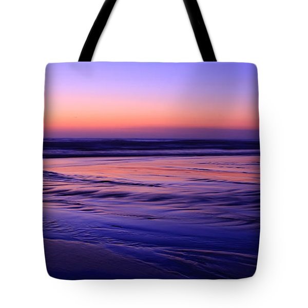 La Jolla Shores Twilight Tote Bag