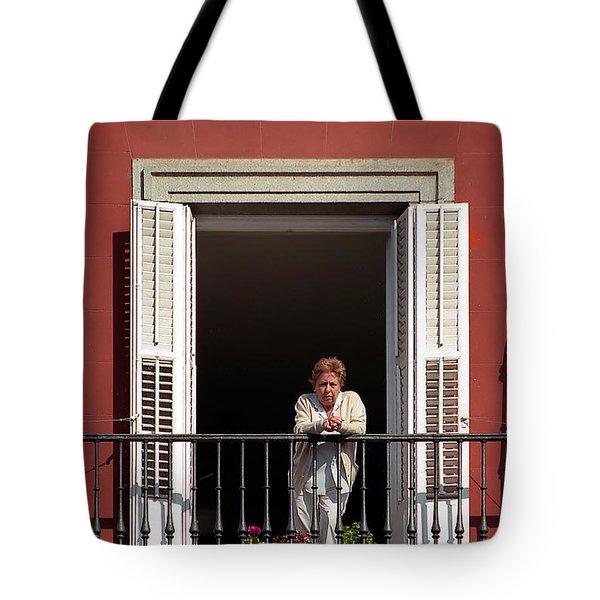 La Madrilena Tote Bag