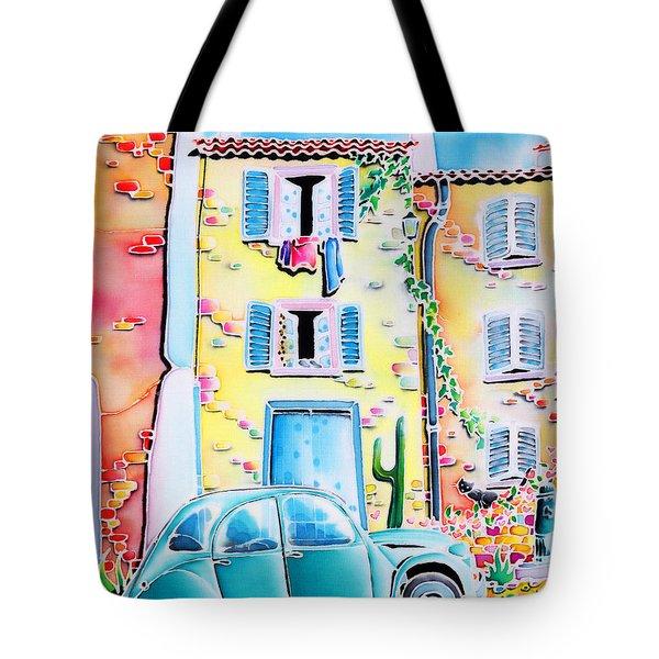 La Maison De Copain Tote Bag