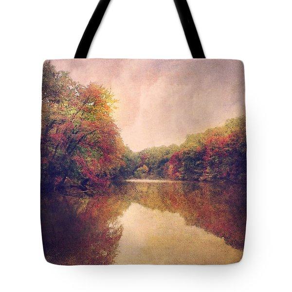 Tote Bag featuring the photograph La Nature Splendeur by John Rivera