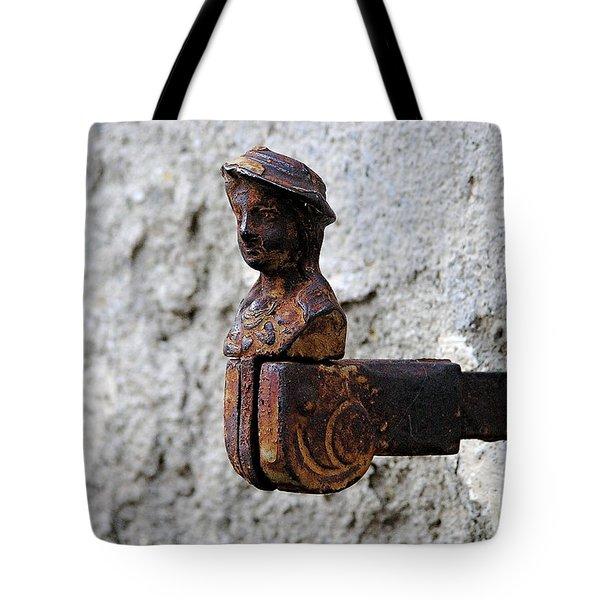 La Petite Iron Lady  Tote Bag by France  Art