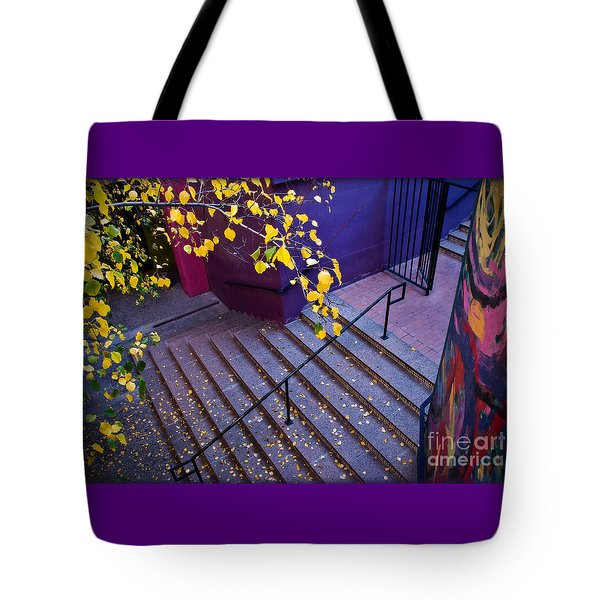 La Placita Village Tote Bag
