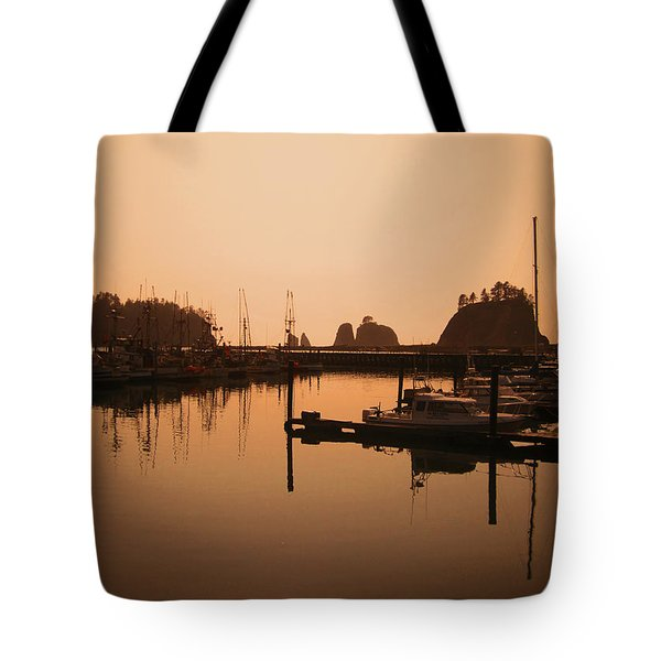 La Push In The Afternoon Tote Bag