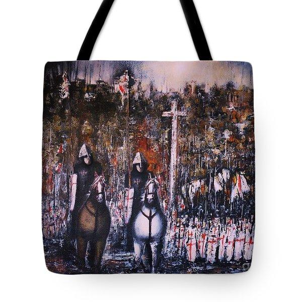 La Reconquista Tote Bag