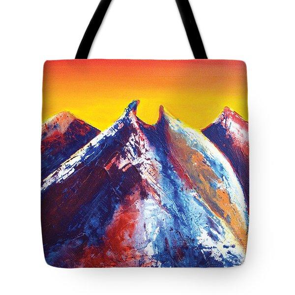 La Silla Energy Tote Bag