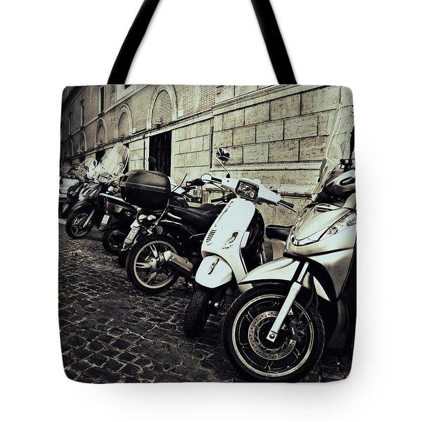La Terra Di Moto Tote Bag