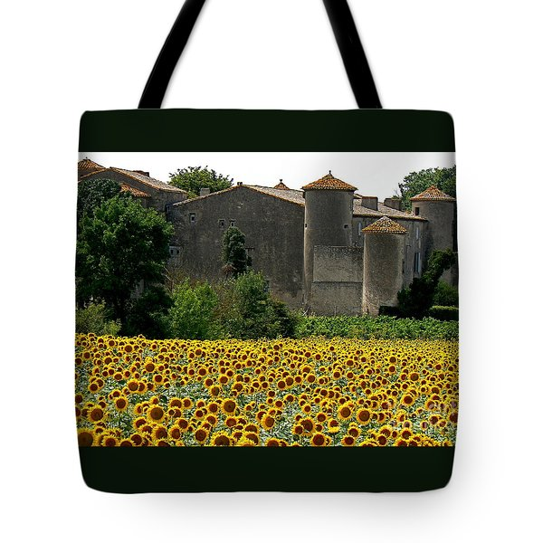 La Vie Est Belle Tote Bag by France  Art