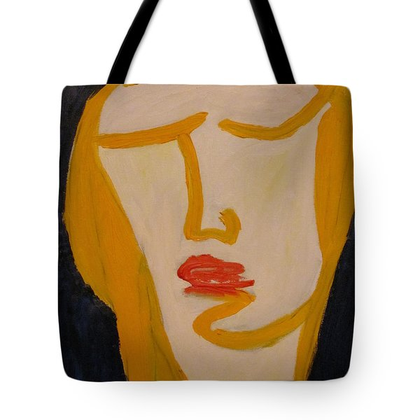 L.a. Woman Tote Bag