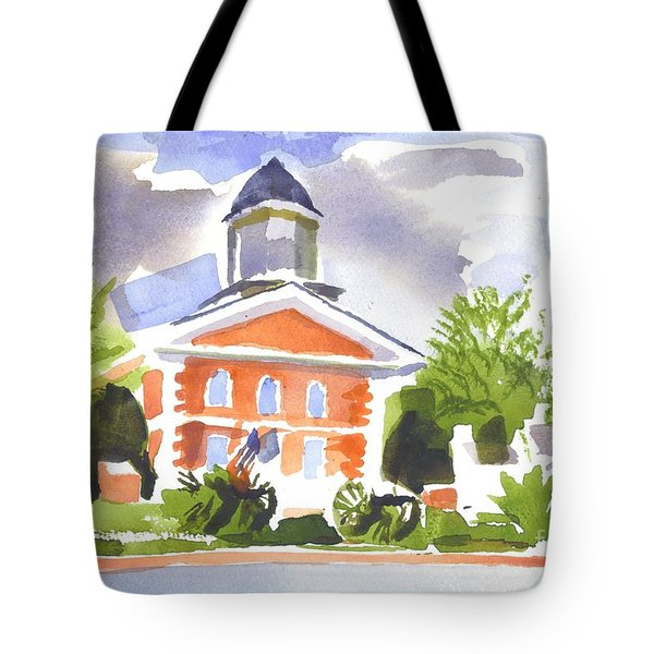 Labor Day Afternoon Tote Bag by Kip DeVore