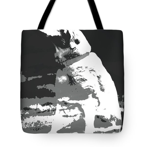 Labrador Smell The Air Tote Bag by Terry DeLuco