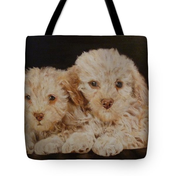Labradorable Tote Bag by Cherise Foster